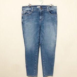 EILEEN FISHER Jeans Skinny Organic Cotton Denim